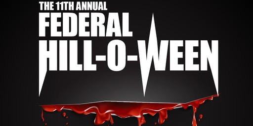 Baltimore's Biggest Annual  Halloween Bar Crawl Party in Federal Hill