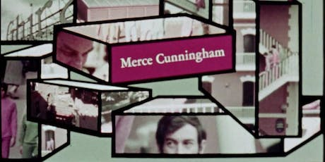 Merce Cunningham at Ghirardelli Square: Assemblage 1968 screening tickets