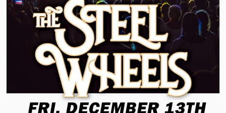 The Steel Wheels tickets