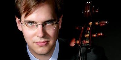 ASO Presents: Autumn Cello and Dvořák
