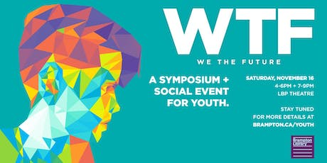 WTF: We The Future tickets