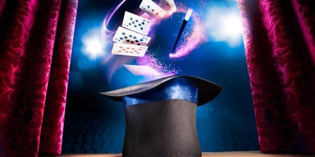 Big Stage Magic Show at The Mansion on O & O Museum tickets