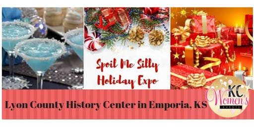"Spoil Me Silly ""Holidayz at the Museum"""