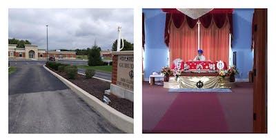 The World Says Eat Me 2019 Fall Tour Stop #5 Dashmesh Gurudwara (Sikh Temple)
