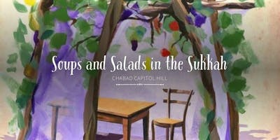 Soups & Salads In The Sukkah