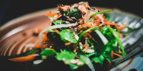 Pigalle Bar & Kitchen's Thai Tapas Tasting Menu & Wine Pairing Event tickets