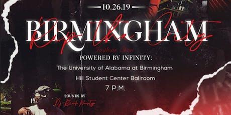 Rip The City: Birmingham tickets