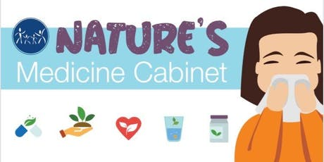 Nature's Medicine Cabinet tickets