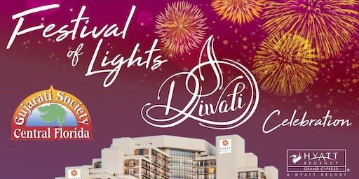 DIWALI DINNER - FESTIVAL OF LIGHTS