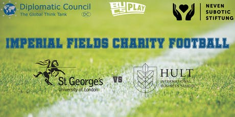 Imperial Fields Charity Football Oct 19th tickets