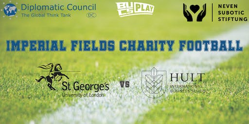 Imperial Fields Charity Football Oct 19th