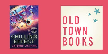 Sci-fi/Fantasy Book Club: Chilling Effect by Valerie Valdes tickets