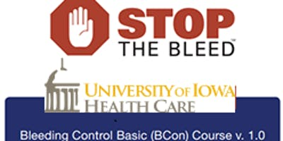 Stop the Bleed Bleeding Control Training