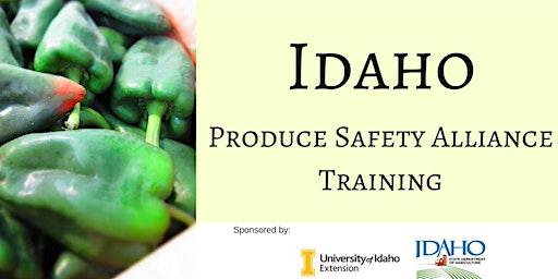 2020 Boise Produce Safety Alliance Training