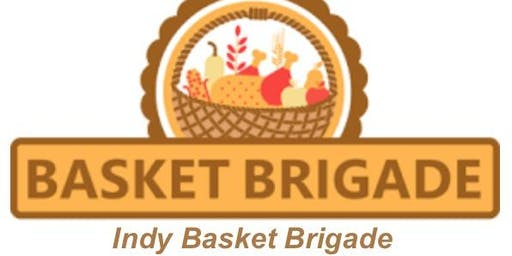 Indy Basket Brigade Happy Hour Fundraiser