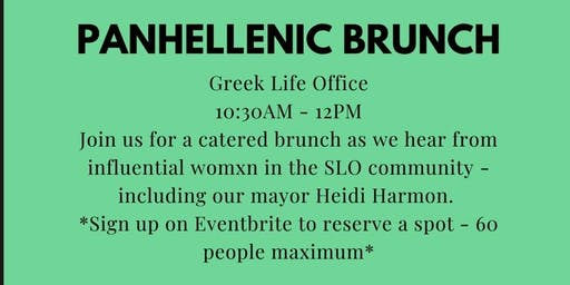 Womxn's Empowerment Week Brunch