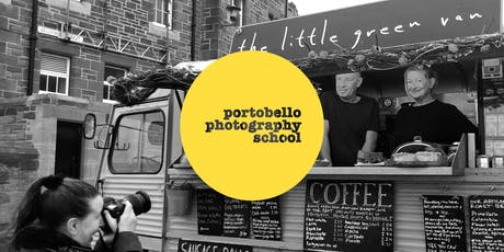 'The Camera' Workshop - Portobello Photography School  tickets