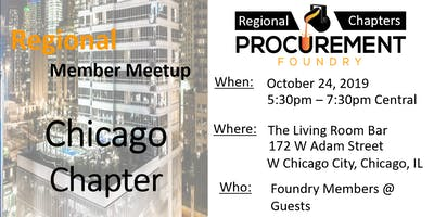 Greater Chicago Member meetup – October 2019