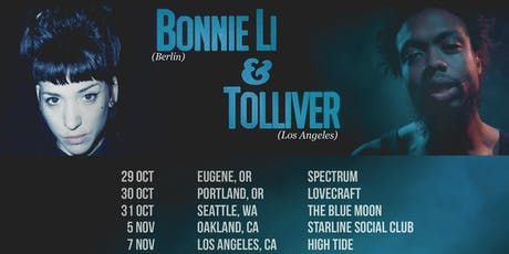 Bonnie Li & Tolliver tickets