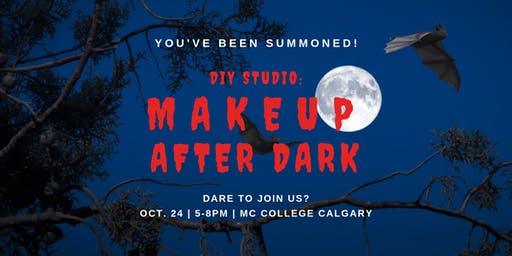 DIY Studio: Make Up After Dark