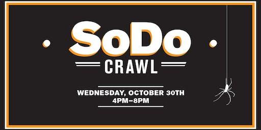 SoDo Crawl: Fall Edition featuring Westland, Ghostfish, Seapine