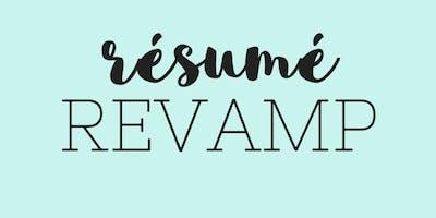 [WEBINAR] Revamping Your Teacher Resume