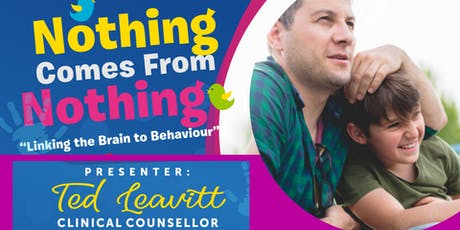 Nothing Comes From Nothing - Linking the Brain to Behaviour tickets