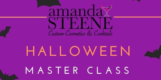 Halloween Masterclass