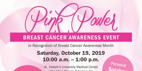 Breast Cancer Awareness-Pink Power tickets