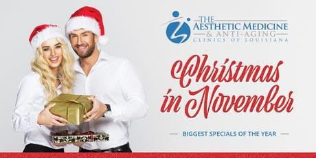 Christmas in November tickets