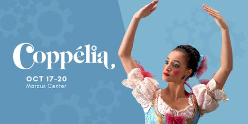 Third Ward Ticket Offer - Coppélia