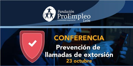 Medidas de autoprotección para la prevención de llamadas de extorsión entradas