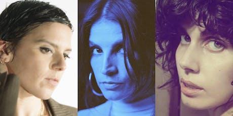 Lou Tides + Lizzie Loveless + SAADI tickets