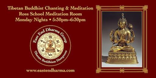 Tibetan Buddhist Chanting & Meditation @Ross