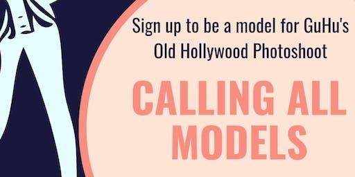 Old Hollywood Photoshoot (Models)