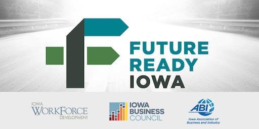 Future Ready Iowa - Employer Summit - Cherokee