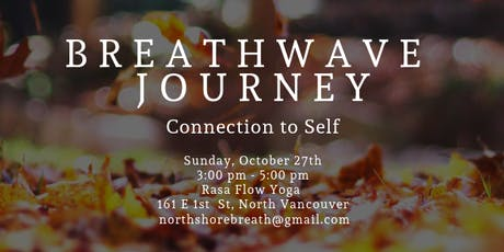 Breathwave Journey - Connection to Self tickets