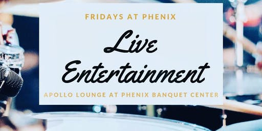 Vernon Hairston Live...Fridays At Phenix