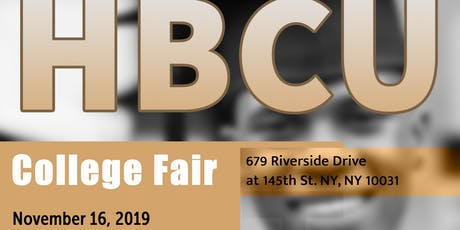 Malcolm Bernard HBCU College Fair Bus Ride tickets