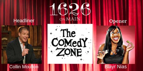 Comedy at 1626 tickets