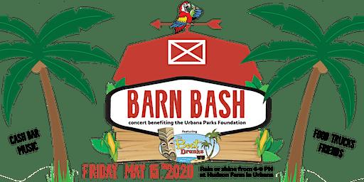 Barn Bash