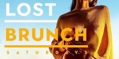 The Lost Saturday Brunch Party! tickets