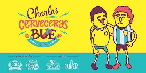 Charlas Cerveceras BUE 2019