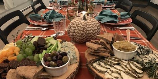 2nd Annual Friendsgiving Dinner (all V/GF)
