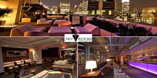 After Work Fall Fashion Penthouse Party