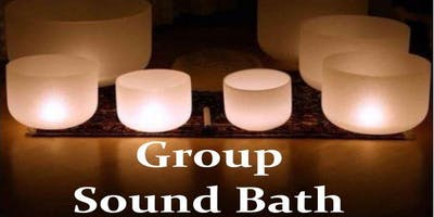 Group Sound Bath (Limited Spaces)