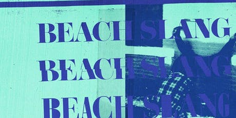 BEACH SLANG at the Norfolk Taphouse tickets