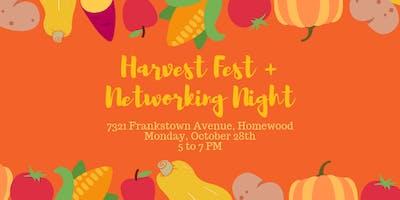 Harvest Fest + Networking Night