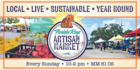 Florida Keys Artisan Market  tickets