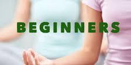 Beginner Yoga Series (Basic Level) tickets